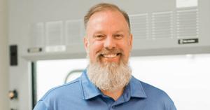 Headshot of Steve at Tapemark