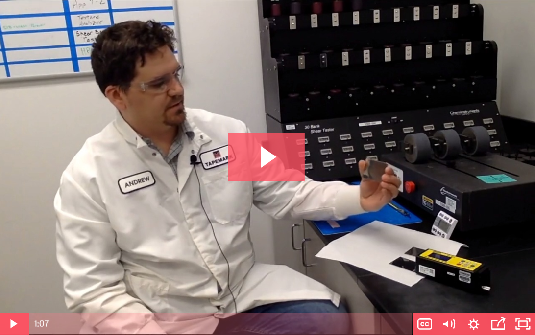 Adhesion Testing Accuracy and Consistency with Andrew Day