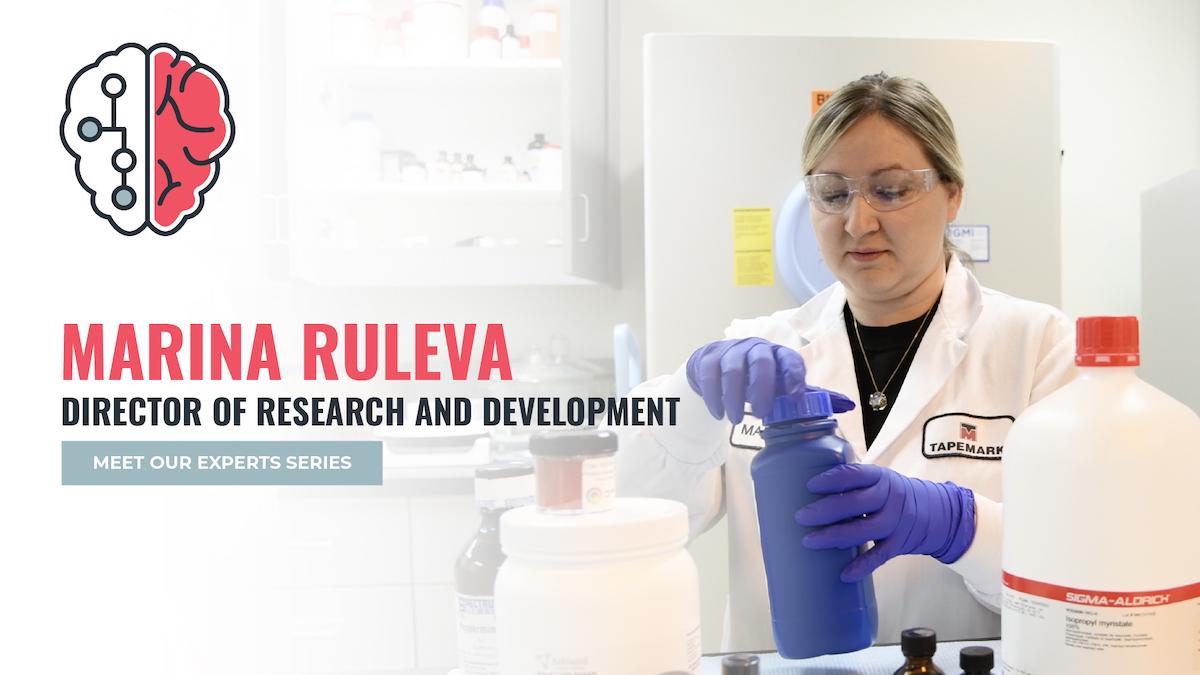 Expert Formulation Development + R&D with Marina