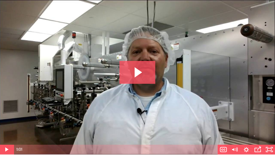 Tapemark's Tech 12 Press Capabilities with Tim Brown